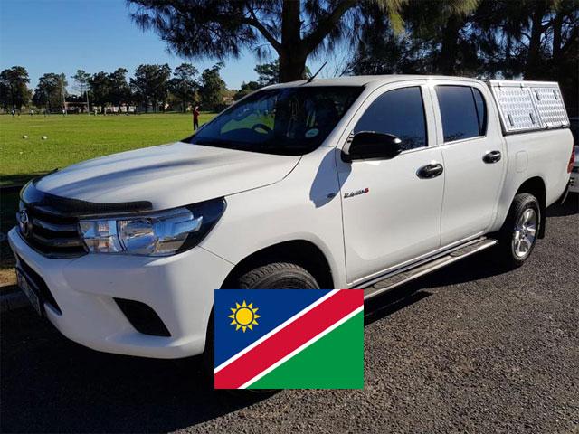 Berg 4x4 Namibia