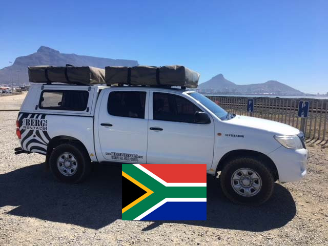 Berg 4x4 South Africa