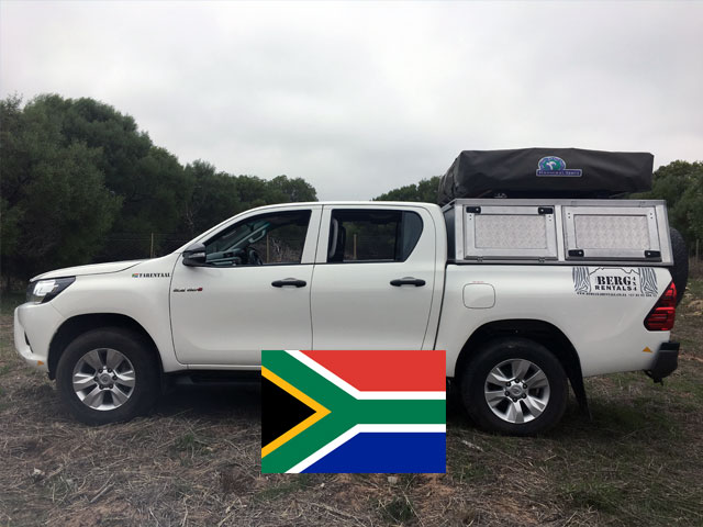Berg 4x4 South Africa