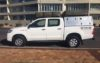 Toyota Gemsbok D/C Hilux 2.5 D4D 2013