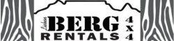 Berg 4x4 Rentals - new logo